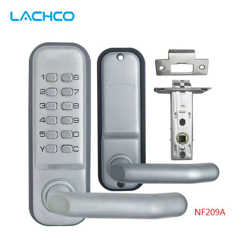 Beautiful Combo Entry Door Lock