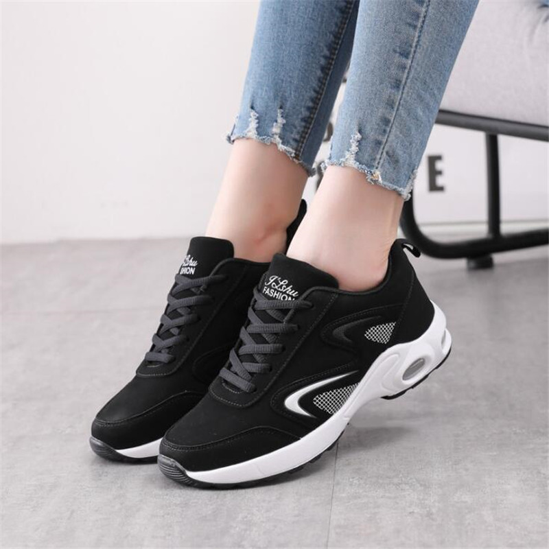 2019 Spring New Designer Wedges Pink Platform Sneakers Women Vulcanize Shoes Tenis Feminino Casual Female Shoes Woman Zapatos 44 Сникеры