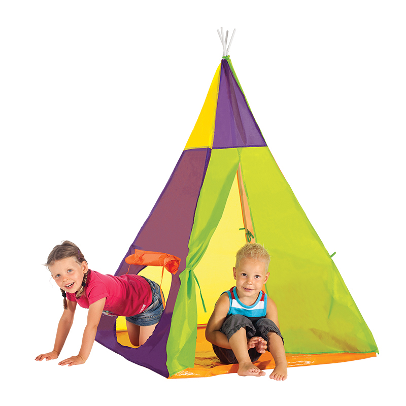 <font><b>Kid</b></font> Tents Playhouse Indian Toy Teepee Safety Tent Portable Indoor Game Room Decoration Tipi Outdoor Tourist Playpens Corralito