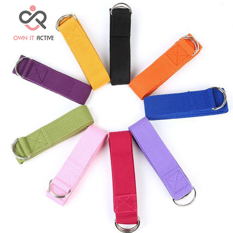 New 2016 Stretchy rope resistance strap belts band fitness gym yoga pilates M006