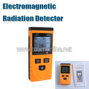 Household electromagnetic radiation tester detector measuring GM3120