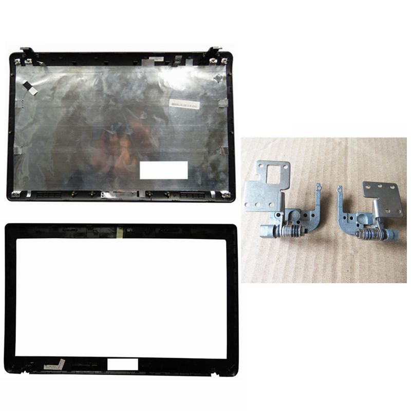 Laptop cover For Asus K52 A52 X52 K52f K52J K52JK A52JR X52JV A52J 13GNXZ1AM044-1 LCD Back Cover/LCD front Bezel/Hinges new for asus k52 k52j k52f k52jr a52 x52 lcd back cover lcd front bezel cover 13n0 gua0a11 13gnxm1ap051 1