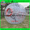 1.0 mm pvc Human Body Zorb Ball ,inflatable human balloon person inside,made in china inflatable human bowling for sale