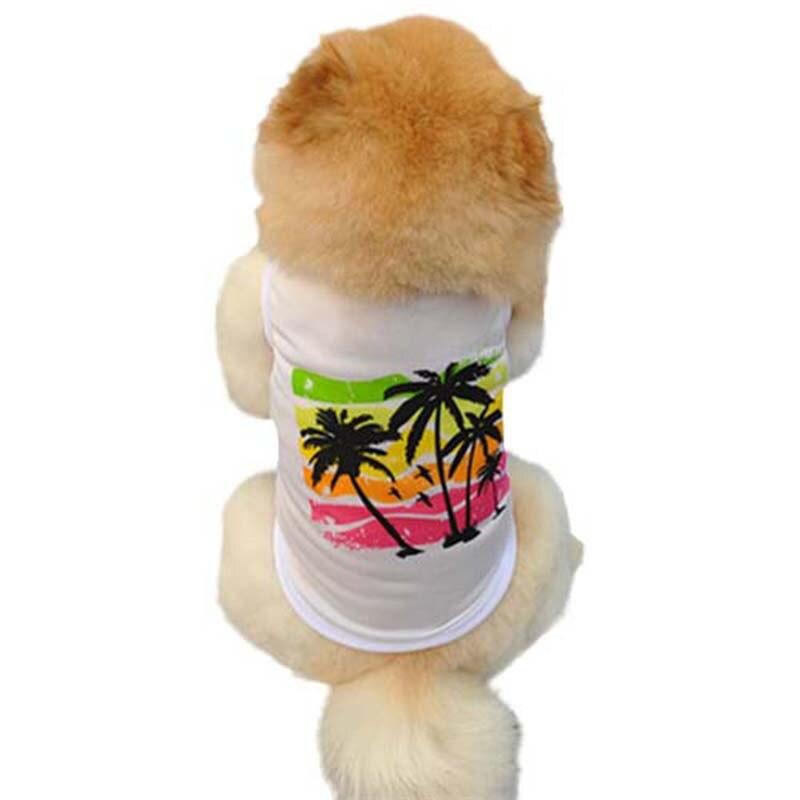 Small Pet Dog Apparel Vest Puppy Cats Coat Clothes T-shirt Summer Vest XS S M L Newest