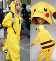 pokemon costume pikachu costume kids adult Pokemon GO jumpsuit costume party Favors holloween cosplay birthday costume