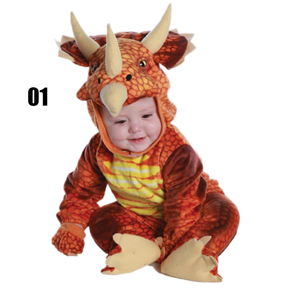 Halloween Dinosaurs Cosplay Toy For Kids Cute Dinosaurs Costumes For Children Halloween Party Cosplay Jurassic Animal Costumes kids halloween costumes cosplay caribbean pirates costumes captain jack children role playing children party clothes