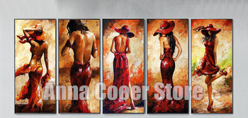 New Diamond Embroidery 5D Diy Diamond Painting Cool Sexy Woman in Red Cross Stitch Mosaic Square Rhinestone Needlework Wall Deco