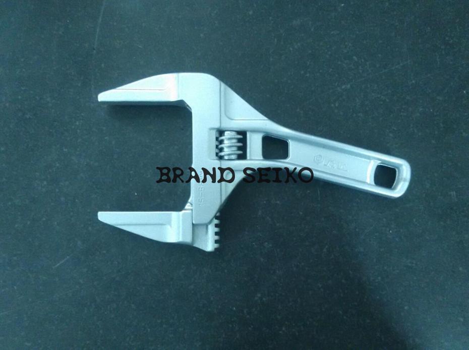 Adjustable Wrench Large Open Bathroom Mini Light Aluminum Alloy Active 12 Inch  цены