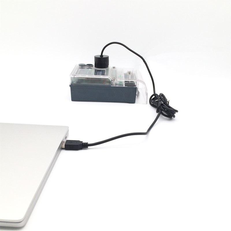 미터 통신을위한 IEC1107 표준 까만 색깔 USB 연결 관 - 보안 및 보호 - 사진 3