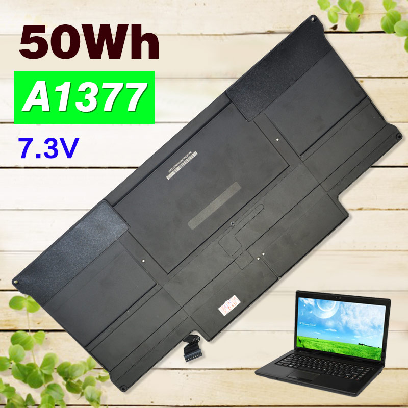 7.3V 50WH Laptop Battery A1466 A1405 For Apple Macbook Air 13