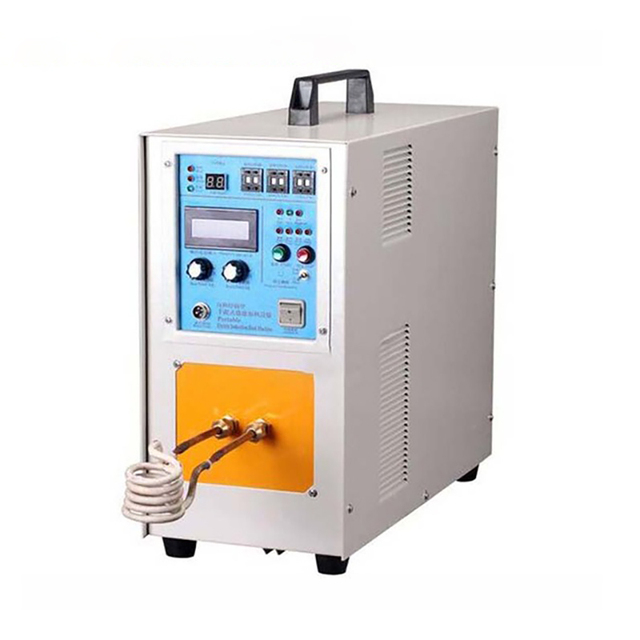 15KW High Frequency Induction Heater Furnace 30 100KHz
