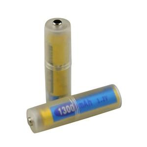 Image 3 - 4 pces aaa para aa tamanho bateria conversor adaptador baterias titular caso durável switcher