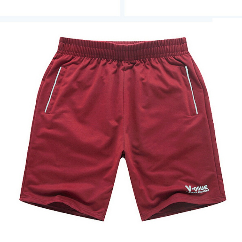 Summer Casual Beach Shorts Men Letter Print Beach Shorts Men Short Bottoms