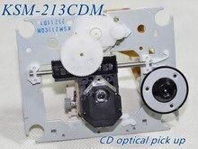 100% מקוריים חדש ראש KSS 213C עם מנגנון איסוף אופטי KSM 213CDM KSM213CDM תקליטורי לייזר עבור נגן תקליטורי kenwood