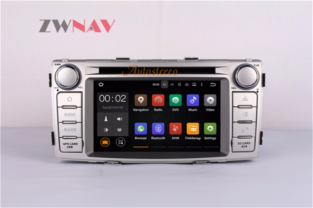 android 8 0 ram 4 gb rom 32 gb car dvd car gps navigation headunit  multimedia sat