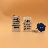 25 pcs/lot CE ROHS livraison gratuite LED tube démarreur utiliser T8 LED protection de tube le meilleur démarreur de LED électronique|led starter|led tube starter|starter led -
