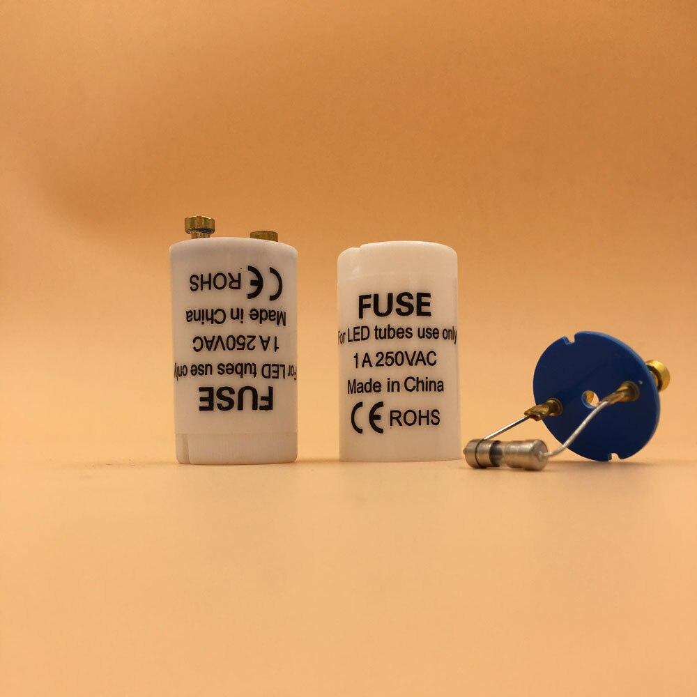 5pcs/lot CE ROHS Free Shipping LED Tube Starter Use T8 LED Tube Protection The Best Electronic LED Starter