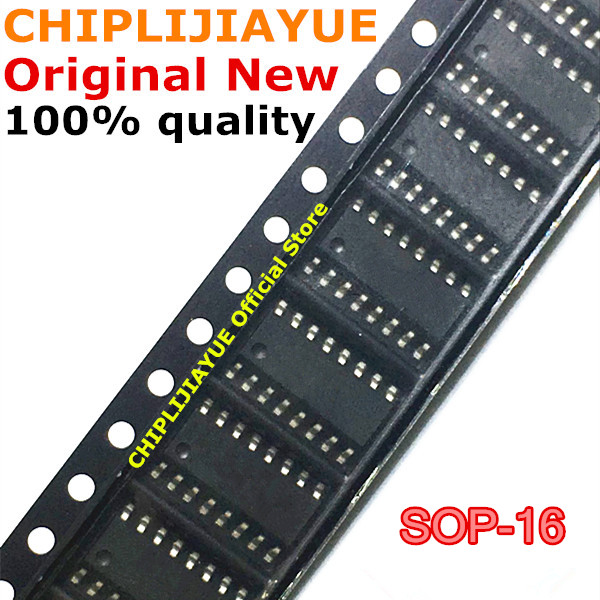 10PCS CD4017BM CD4017B CD4017 4017 SOP-16 New And Original IC Chipset