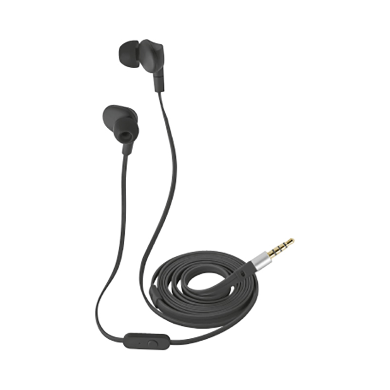 Earphones Trust Aurus Black