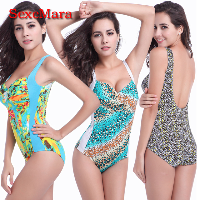 c075c61a27 Print One Piece Tankini Swimsuit Female Ladies Modest Beach Swimwear  Boutique Summer Bathing Suit Stores Online