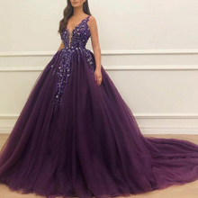 superkimjo Evening Dresses Deep V Neck Prom Dresses 2019