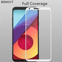 2pcs Screen Protector sFor LG Q6 Glass For LG Q6a Glass Tempered Glass For LG Q6 Q6a Q6 Plus M700N Full Coverage Glass BSNOVT двухколесный гироцикл airwheel q6 моноколесо 170 вт ч