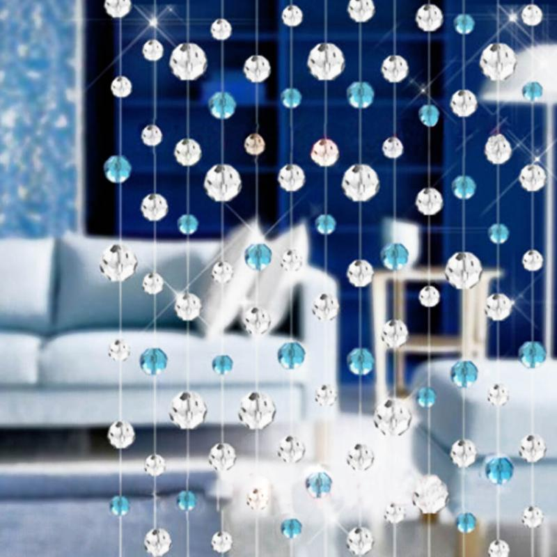 1 string newest fashion luxury k9 crystal bead curtain home living 1 string newest fashion luxury k9 crystal bead curtain home living room bedroom decor 1m in door window screens from home improvement on aliexpress teraionfo