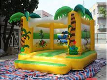 4X3M Inflatable Bouncer Castle Inflatable Jumping Castle Kids Inflatable Indoor Bouncer