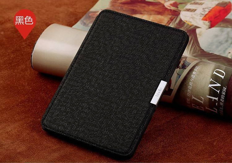 Original 1:1 pu-leder smart cover case für amazon kindle paperwhite 1/2/3 6...