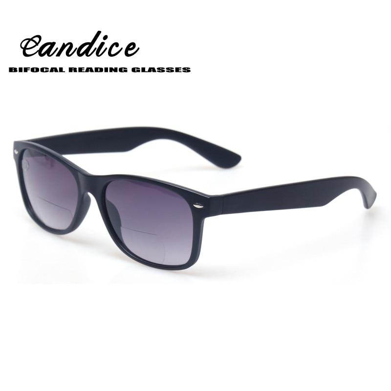 Bifokale læsebriller Progressive Grey Lens Mænd og Kvinder - Beklædningstilbehør