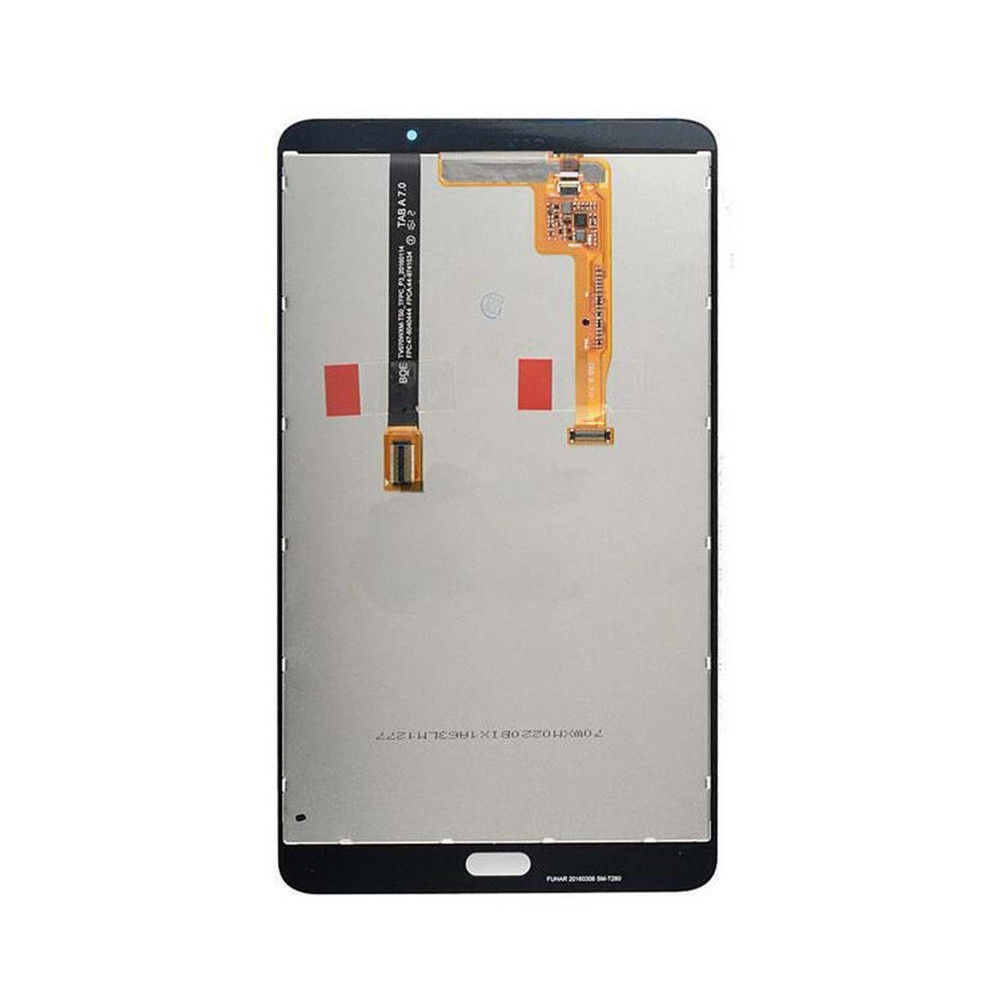 For Samsung Galaxy Tab A 7.0 SM-T280 LCD Display Touch Screen Digitizer White or black colors full lcd display touch screen digitizer frame for samsung galaxy note 3 gt n9005 n9005 black white