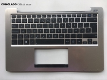 SP Spanish Keyboard for ASUS VivoBook S200E S200 X202 X202E With C cover Laptop keyboard SP Layout spain original new laptop keyboard for samsung sf510 sf511 sp layout ba75 02724d with shell
