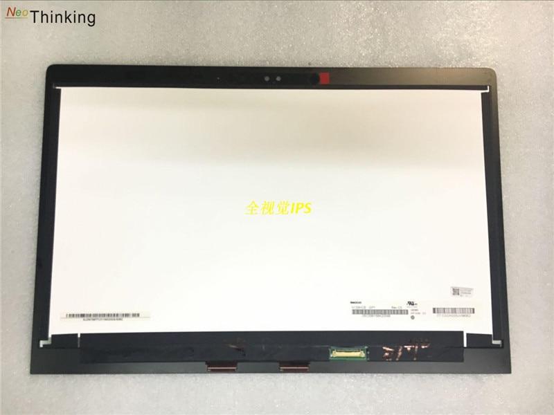 NeoThinking 13,3 дюймов ЖК дисплей Экран Дисплей установка для HP EliteBook x360 1030 G2 Сенсорный экран дигитайзер Ассамблеи Бесплатная доставка