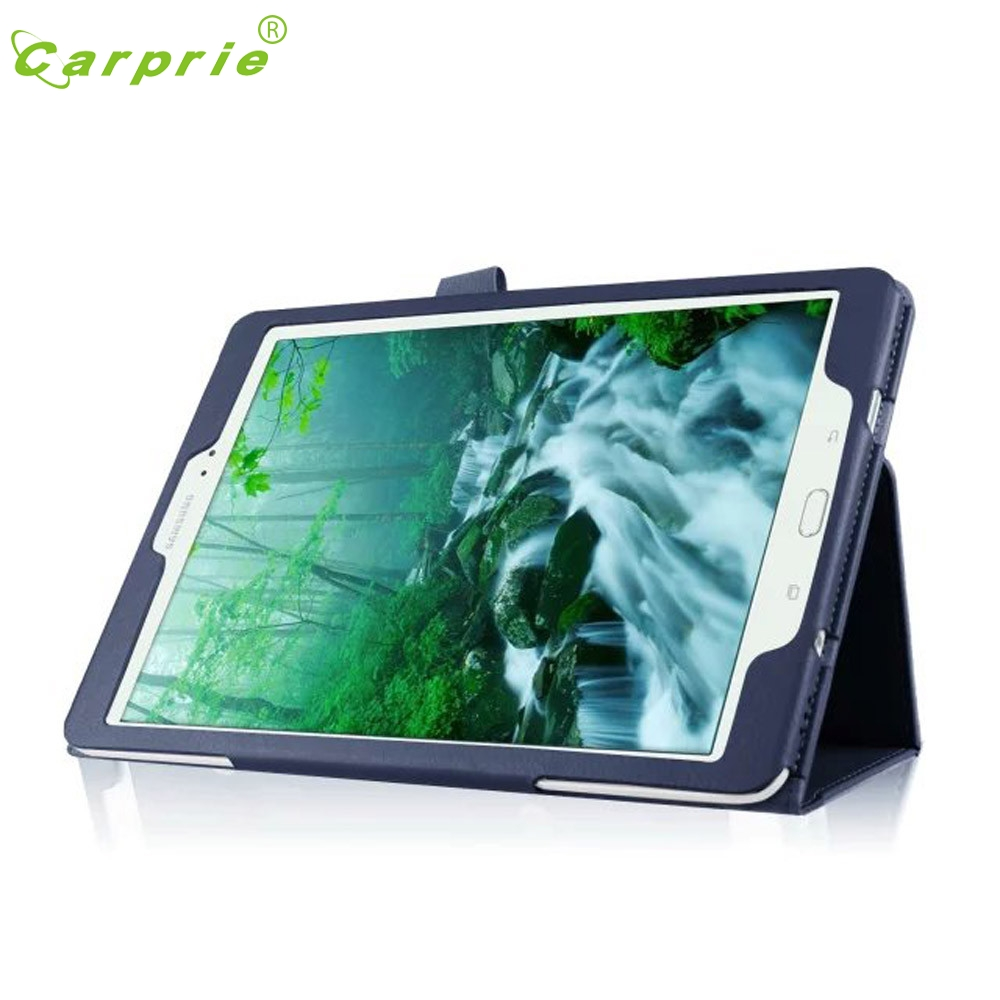 CARPRIE Leather Stand Flip Case Cover For Samsung Galaxy Tab S2 9.7 T815 Feb10 MotherLander