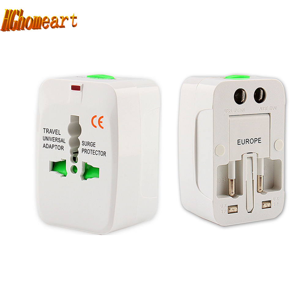 Lightning adapter plug socket GSM abroad versatile power converter to convert British standard Europ british mk british unit power supply socket metal 13a power outlet british standard unit socket