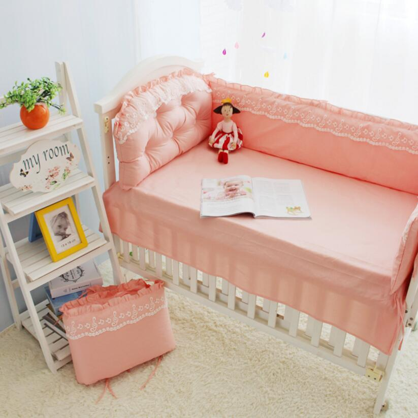 Infant Girl Crib Bedding Sets