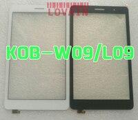 LOVAIN 10Pcs Black White For Huawei MediaPad T3 8 0 KOB L09 KOB W09 Touch Screen