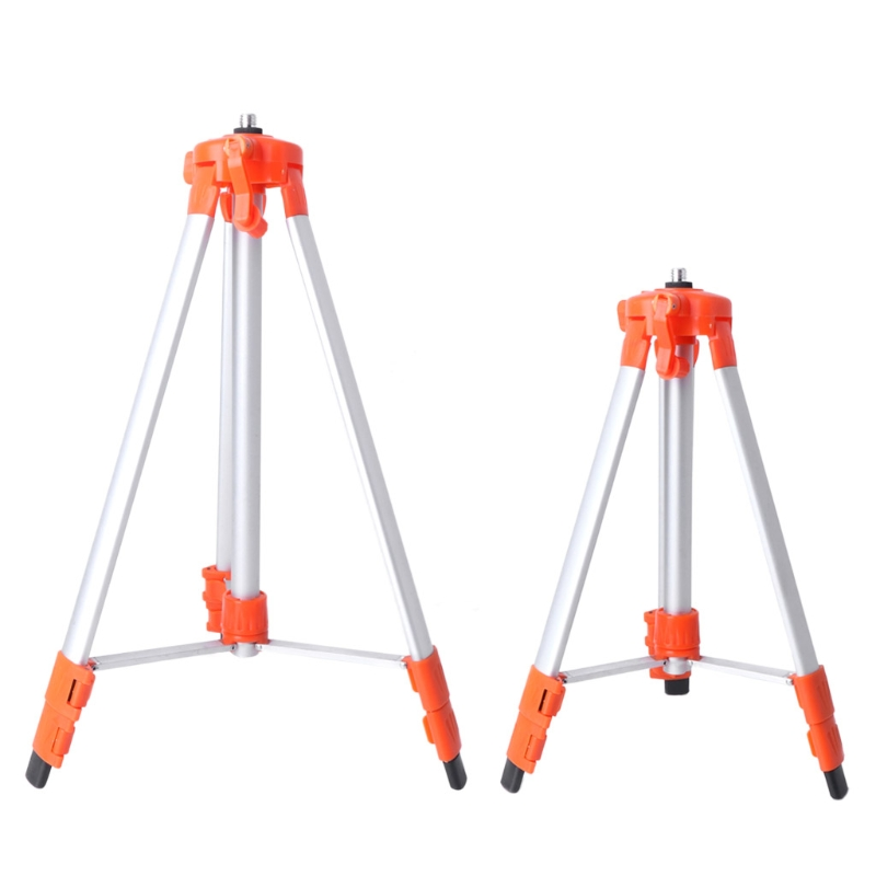Laser Level Tripod 120cm 150cm adjustable tripod with level bubbles Carbon Tripod for Laser Level LS'D Tool free shipping 1 2m aluminum tripod laser level tripod adjustable tripod laser line tripod