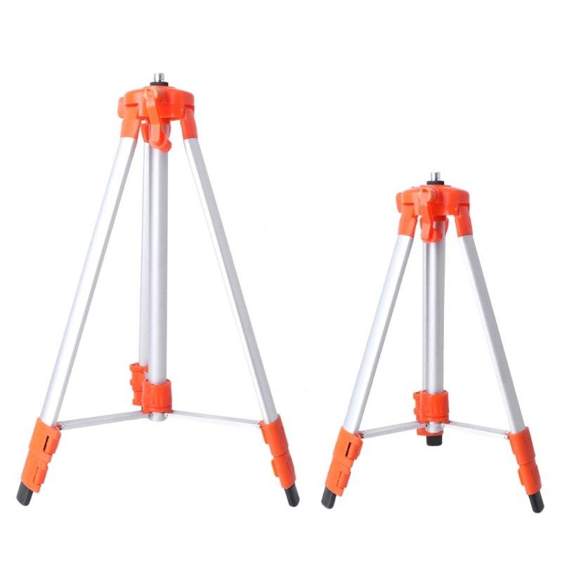 Tripé de nível a laser 120cm 150cm tripé ajustável com bolhas de nível tripé de carbono para laser nível lsd d ferramenta