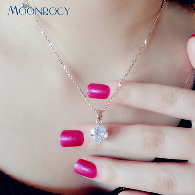 MOONROCY Free Shipping Fashion Jewelry wholesale Austrian Crystal