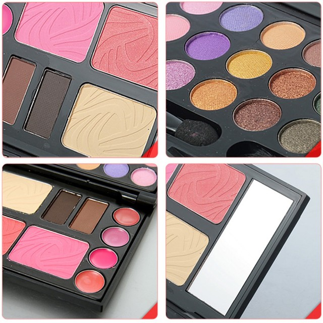 LKE Makeup 33 in 1 Tool Kit 4