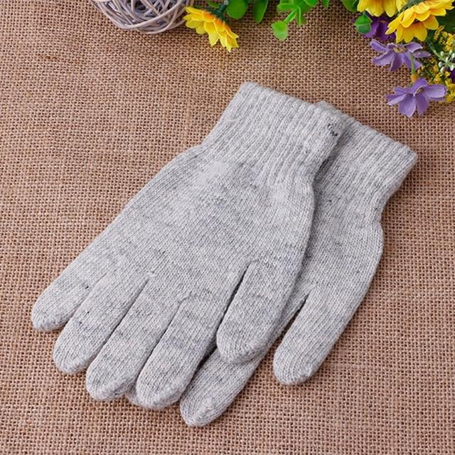 Aliexpress.com: Comprar Hombres Mujeres invierno dedo completo ...