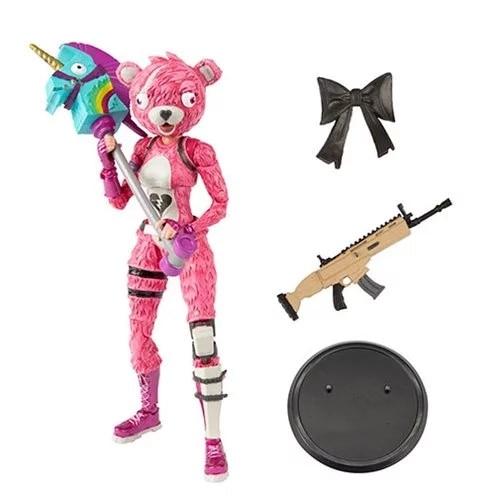 19cm New Hot Fortress Night Battle Royale Trooper Cuddle Team Leader Pink Premium 7 1