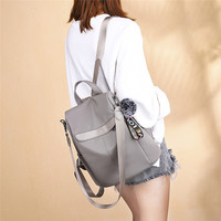 AOTIAN Women Backpack Soft Leather Anti theft Large Capacity School bag Korean Style Backpack Women Leisure Travel Bag A30