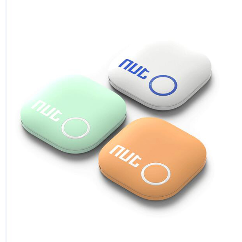 For Nut 2 Smart Tag Bluetooth Tracker Anti Lost Pet Key GPS Finder Alarm Locator Gift