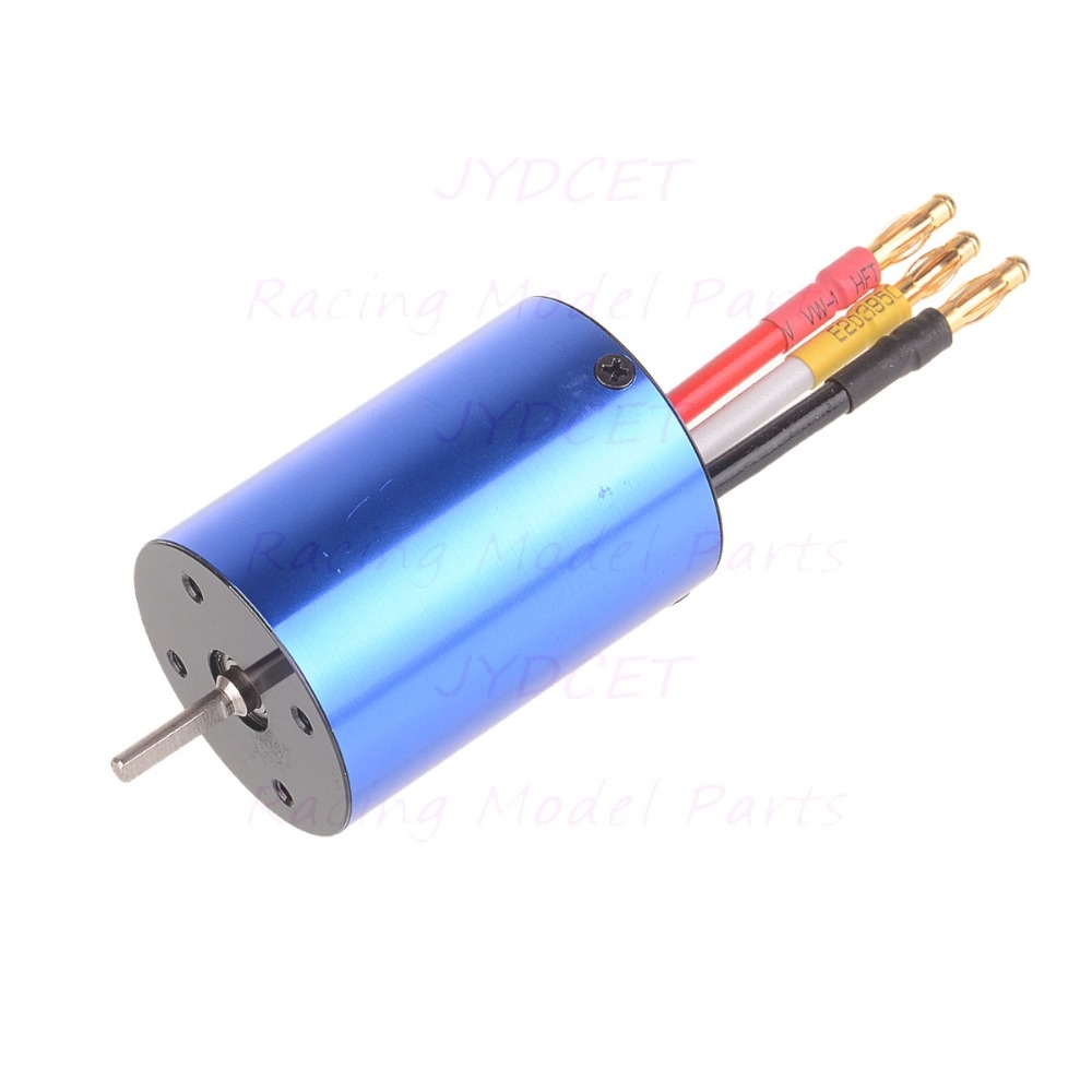 107051 (03302) Brushless 540 Motor 3300KV RC Model Car HSP Pro Parts For 1/10 Buggy Truck 2-3s Lipo Battery hsp high speed 4poles 3650 brushless motor 3300kv 4300kv 2500kv 2720kv 4000kv for rc car boat 1 10 94123 rc car buggy monster