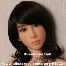 NEW Top quality oral sex doll head for silicone adult doll, adult sex toys for men, life size masturbator