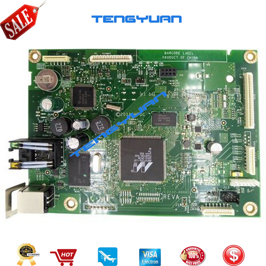 100% test Formatter Board CZ232-60001 For HP M225 M226 M225DW M226DW 225DW Formatter Board Mainboard 100% test formatter board cz232 60001 for hp m225dw m226dw m225 m226 225dw 226dw formatter board mainboard