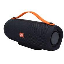 Портативный Bluetooth динамик Беспроводная колонка Глубокий Бас Сабвуфер стерео большая мощность 10 Вт Altavoz Bluetooth с TF fm-радио MP3 музыка