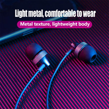 Esvne E01 Hifi Headphones Music Earbuds Stereo Gaming Earphones for Phone Xiaomi with Microphone iPhone 5s 6 Computer